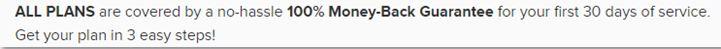 ExpressVPN Money Back Guarantee
