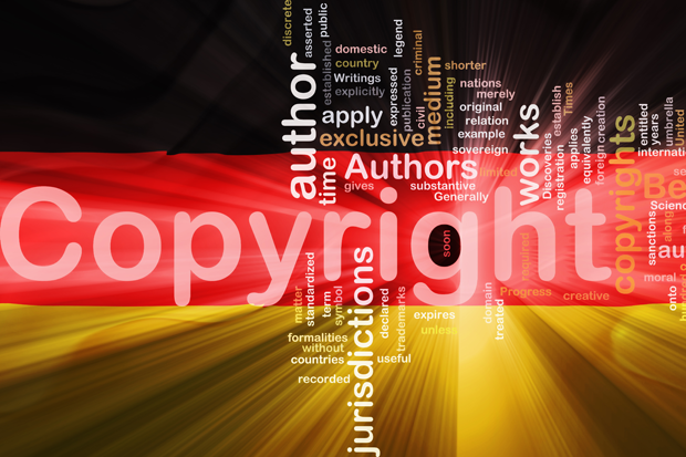 is torrenting legal in germany