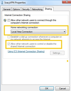 How to Setup OpenVPN on Xbox One Using Windows Connection Sharing
