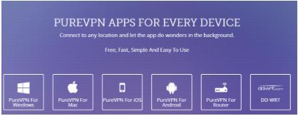 PureVPN Apps Review