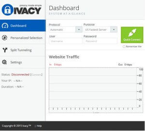 ivacy for windows