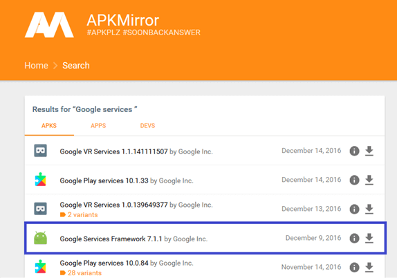 how to install google play store in china using apk file