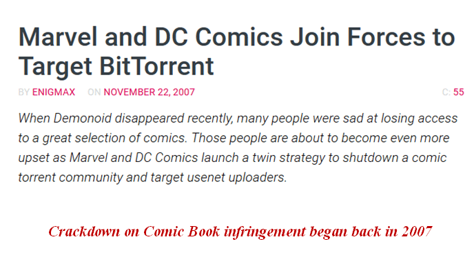 how to download comic book torrents