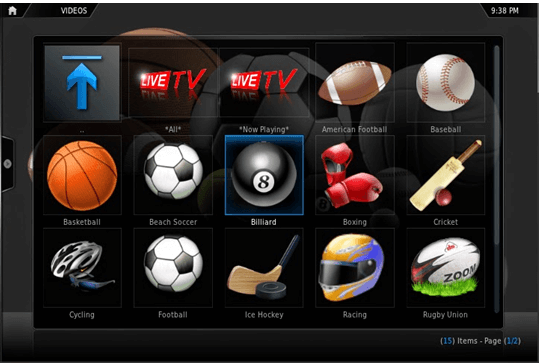 How To Unblock Kodi in UK - English Football Channels Streams