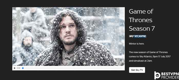 how to watch game of thrones in uk