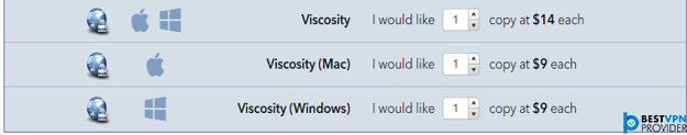 Viscosity Pricing Review