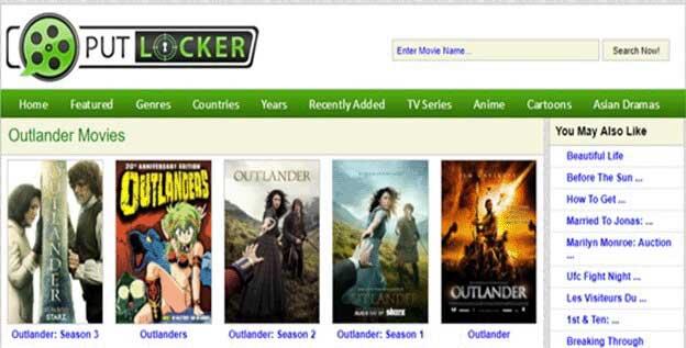 How to Watch Outlander on Putlocker