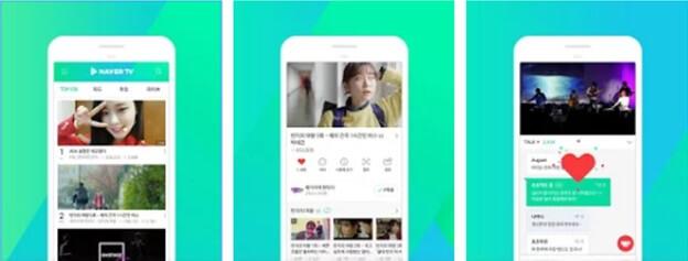 NAVER tvcast App