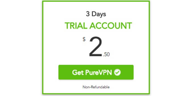 PureVPN Trial Review
