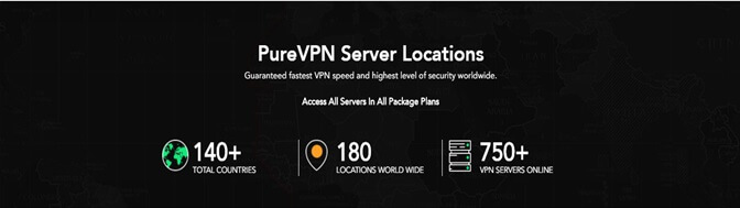 PureVPN Servers Review