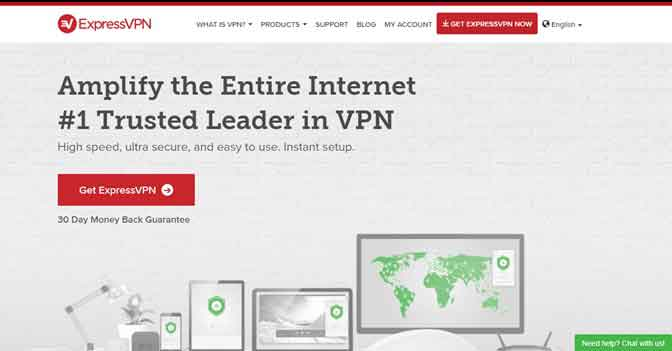 ExpressVPN for china Android