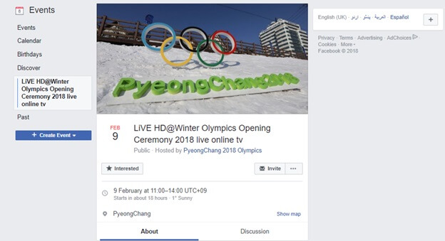 How to Watch Winter Olympics Opening Ceremony Live Stream Free