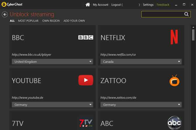 Netflix VPN Ban and How to Circumvent This