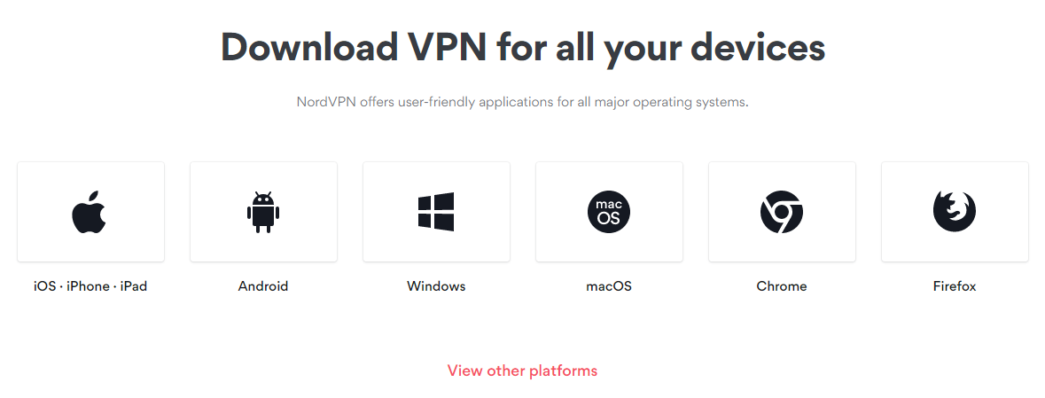 NordVPN Device Compatibility Review