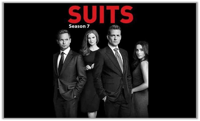 Suits Season7 Details