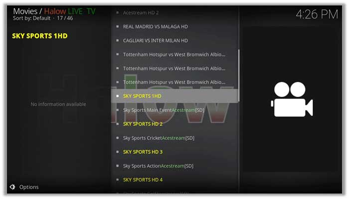 Halow-Live-TV