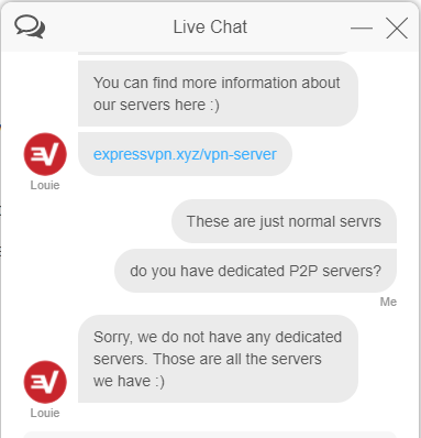 Expressvpn torrent and p2p support