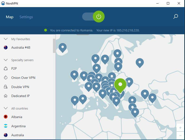 NordVPN Detailed Performance Test for Torrenting/P2P File Sharing