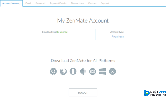 zenmate-account