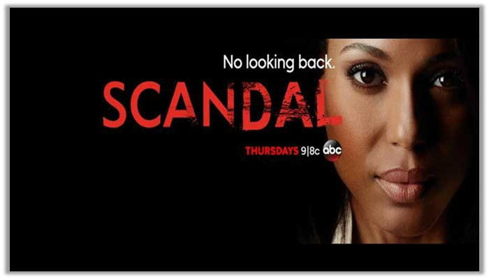 What Channel Does Scandal Come On?