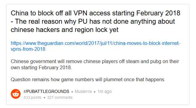Best VPN for China Reddit