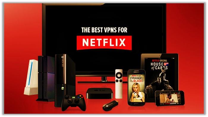 Best VPN for Streaming Netflix