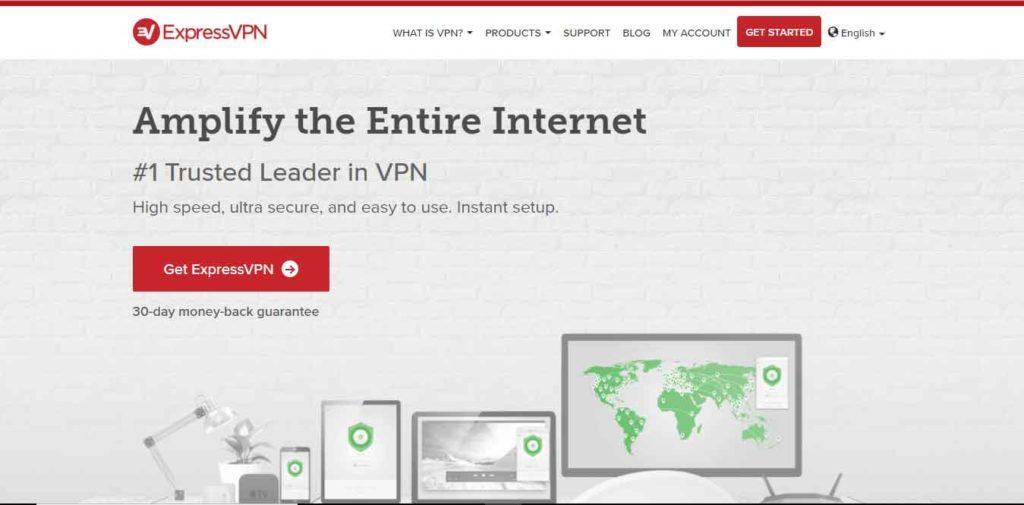 Express VPN for Amazon Prime