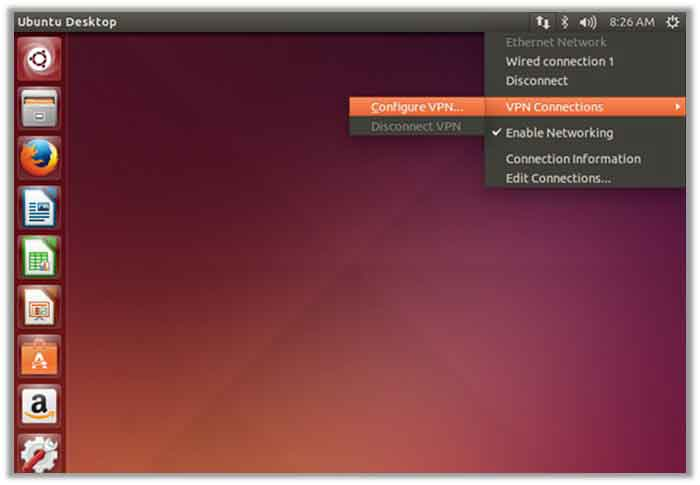 How to Setup VPN on Ubuntu Manually
