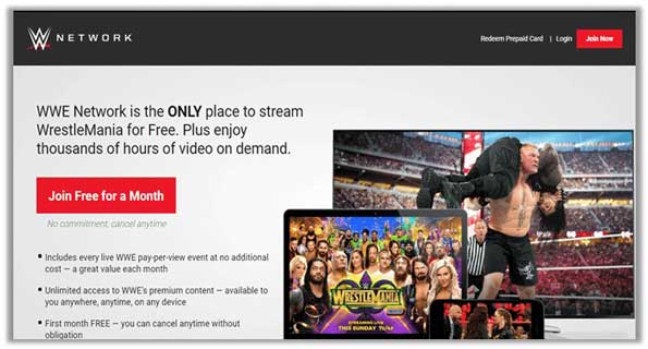 How to Watch WrestleMania 34 without Cable