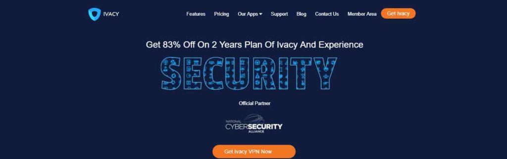 Ivacy VPN for Browser