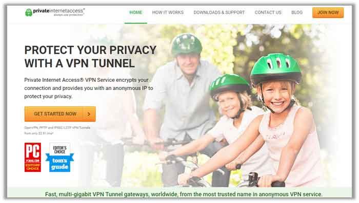 Private Internet Access PIA VPN for Ubuntu