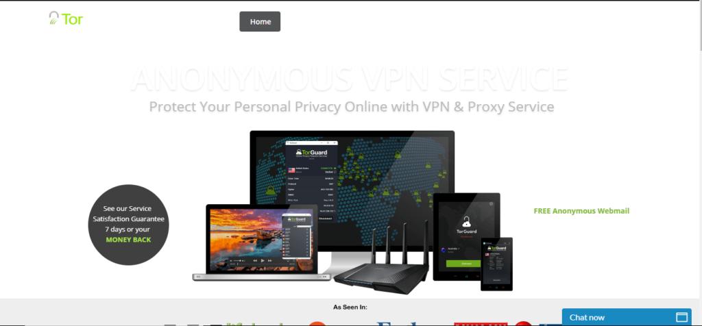 Torguard VPN for iPad