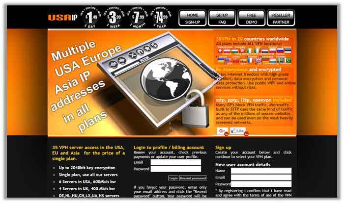 USAIP for Ubuntu