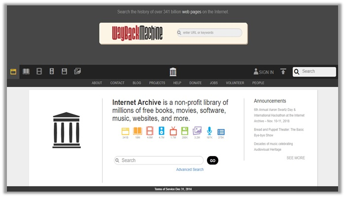 Unblocked Archive ORG using Best VPN