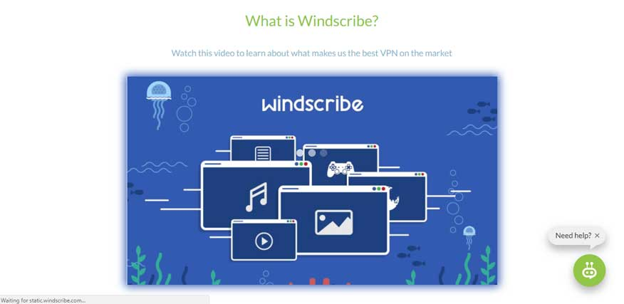 WindscribeVPN for Kodi
