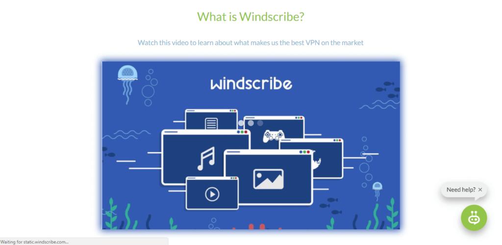Windscribe for ipad