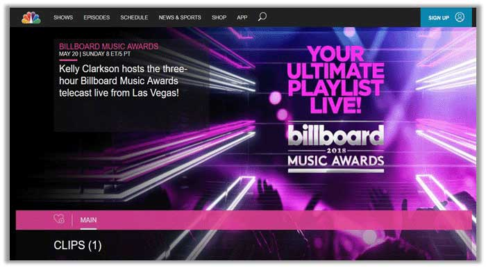 How to Watch Billboard Music Awards In UK