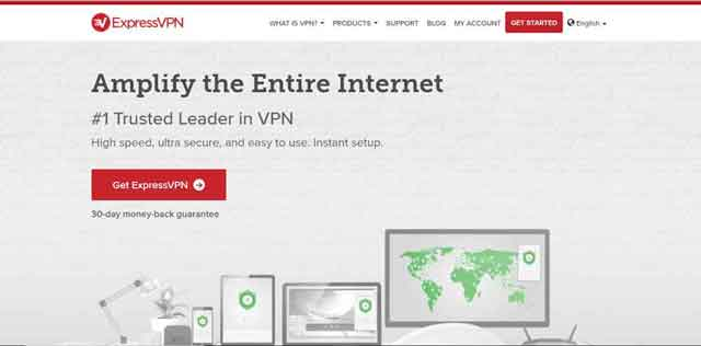 ExpressVPN for Games