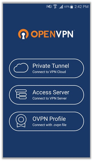 How Can I Configure an OpenVPN Manually using the SSL VPN Client