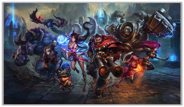 How to Unblock League of Legends at Schools