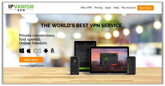 IPVanish VPN for Russia