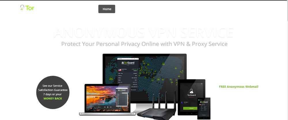 Torguard VPN for Opera