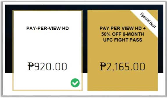 Watch UFC 225 the cheapest way