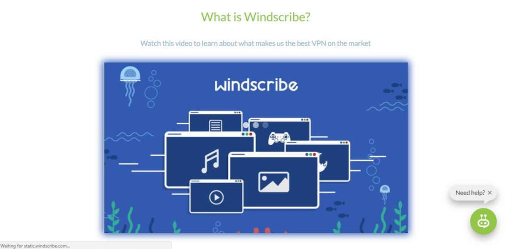 Windscribe Free Trial