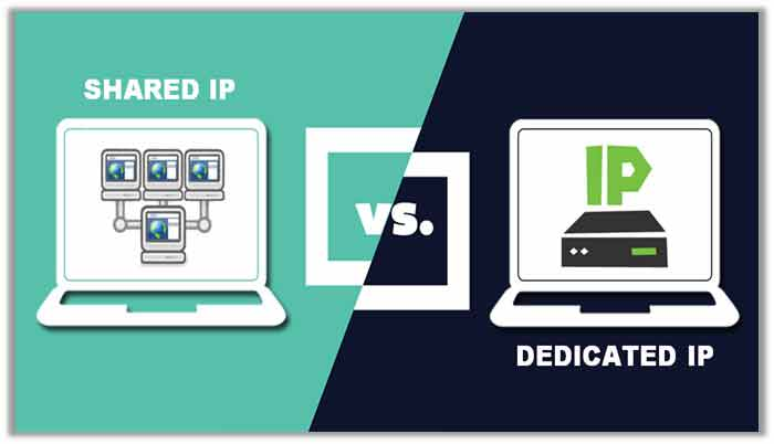 Dedicated IP VPN vs. Shared IP VPN