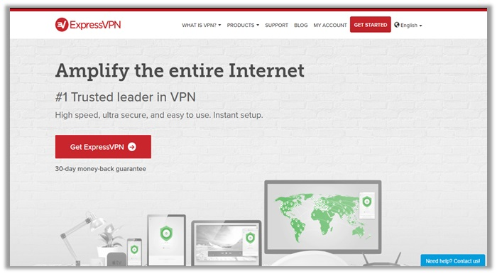 ExpressVPN for Gmail in China