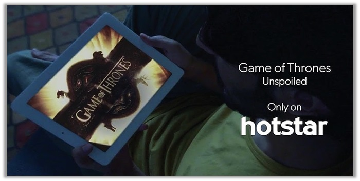 game of thrones unspoiled only on hotstar