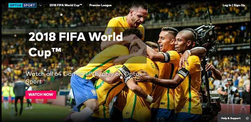 How to watch Fifa World Cup 2018 in Australia
