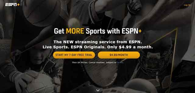 ESPN for fifa world cup streaming in usa