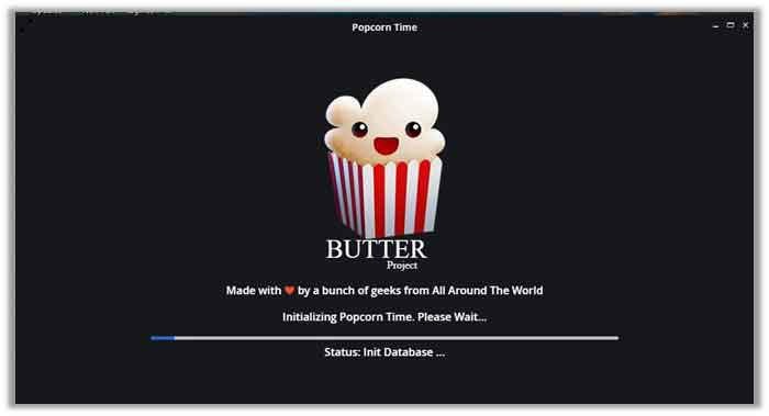 popcorn time chromecast android